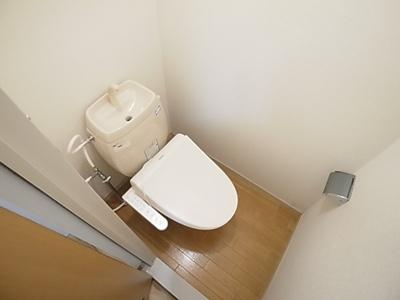 【トイレ】ビオトープ六甲