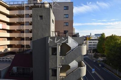 【展望】ステージグランデ文京大塚