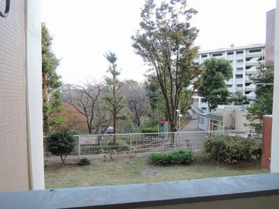 【展望】南永田団地1-1号棟