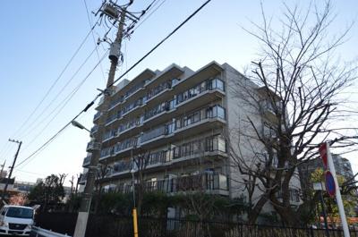 【外観】多摩川ハウス