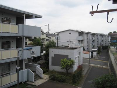 【展望】サンハイツ
