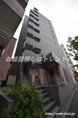 【外観】サンテミリオン早稲田駅前弐番館