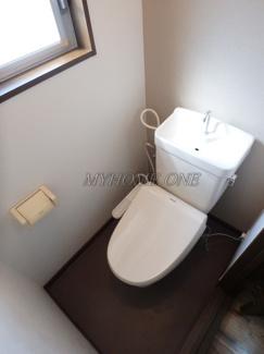温水洗浄便座 サワマンション