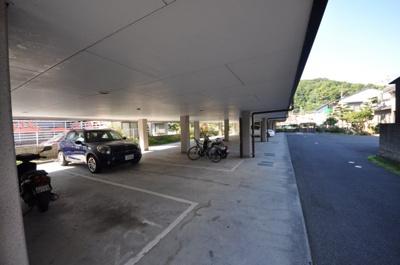 【駐車場】パレ2番町 尾道貸事務所