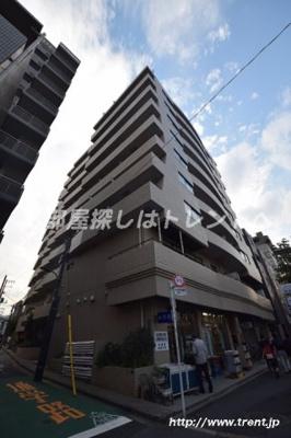 【外観】東急ドエルアルス早稲田
