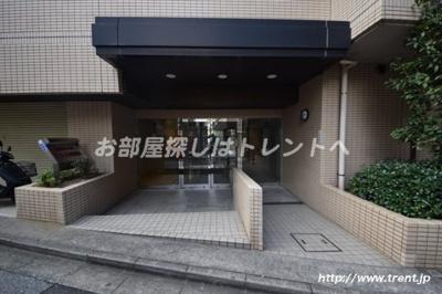 【エントランス】東急ドエルアルス早稲田