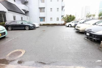 グレース昭和園 駐車場