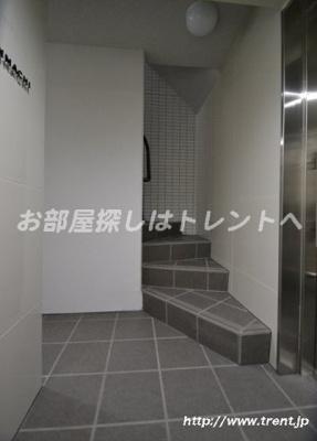 【エントランス】レガーロ渋谷本町