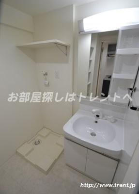 【独立洗面台】レガーロ渋谷本町