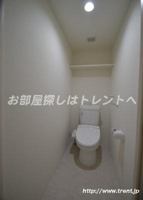 【トイレ】レガーロ渋谷本町