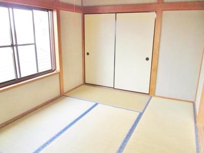 【和室】三津田コーポ