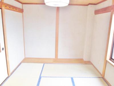 【寝室】三津田コーポ