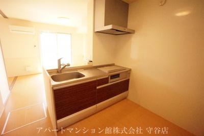 【キッチン】ラヴィラントさしまB