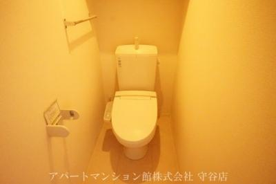 【トイレ】ラヴィラントさしまB