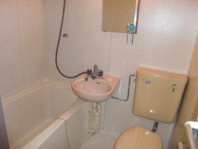【浴室】リバティーハウス