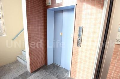 メルツハイム北村 エレベーター