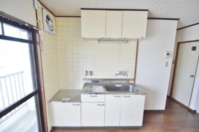 【キッチン】石橋ビル