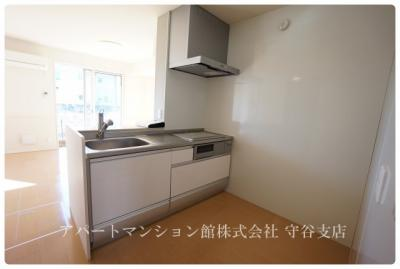 【キッチン】ラヴィラントさしまA
