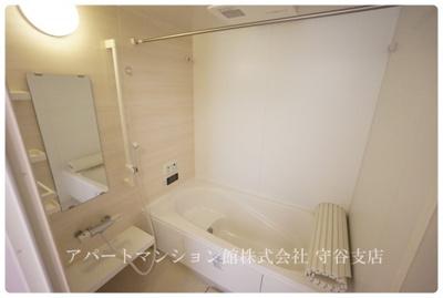 【浴室】ラヴィラントさしまA