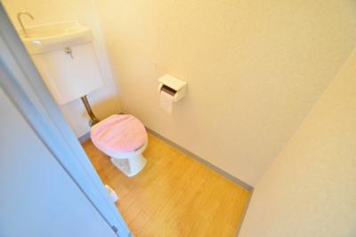 【トイレ】玉手山内外ハイツ