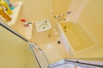 【浴室】玉手山内外ハイツ