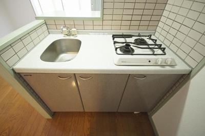 アヴァンセ那の川(1LDK) キッチン