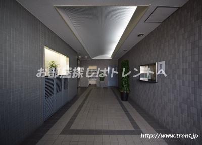 【エントランス】フェアロージュ目白台