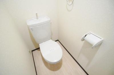 ステージア平尾(1R) トイレ