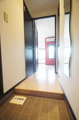 ステージア平尾(1R) 玄関