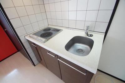 ステージア平尾(1R) キッチン