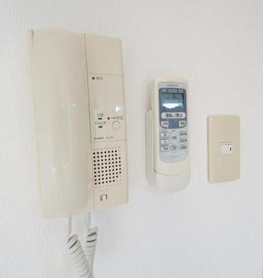 ステージア平尾(1R) インターフォン