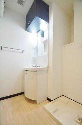 ステージア平尾(1R) 洗面所