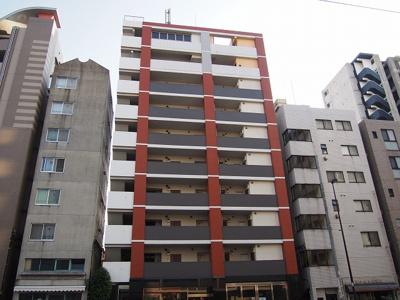 2006年3月築。鉄筋コンクリート造10階建て。
