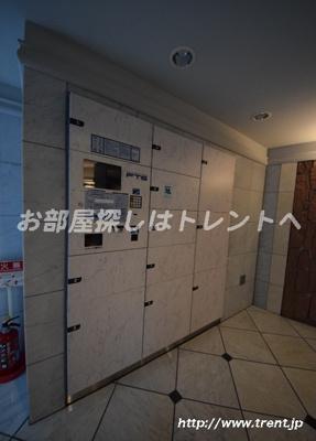 【エントランス】ガーラ神田淡路町