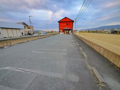 【駐車場】蔵之庄町店舗