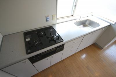 【キッチン】六甲ヒルコート