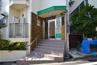 【エントランス】六甲千平ビル