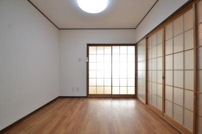 【居間・リビング】六甲千平ビル