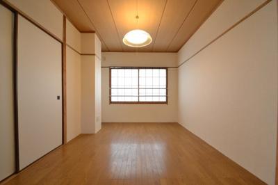 【寝室】六甲千平ビル
