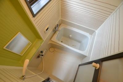 【浴室】カーサツツイ
