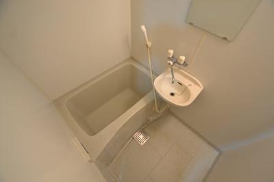 【浴室】西灘駅前ハイツ