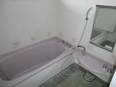 【浴室】ニューハイツ藤