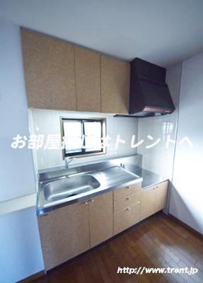 【キッチン】メトロステージ小日向