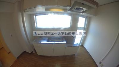 【キッチン】サンライズ長田
