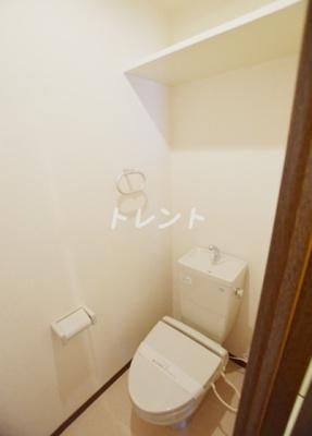 【トイレ】TKR神田多町