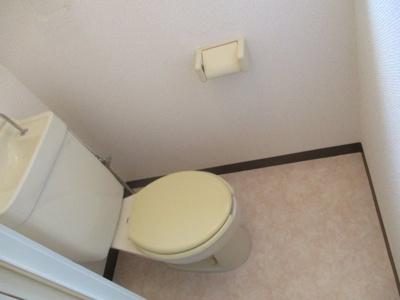 【トイレ】ジョイフルハイツ