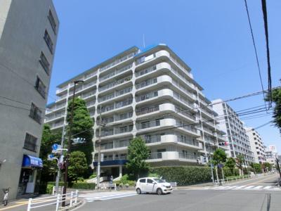 【外観】武蔵境スカイハイツ