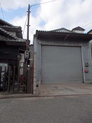 【外観】寺地町東倉庫