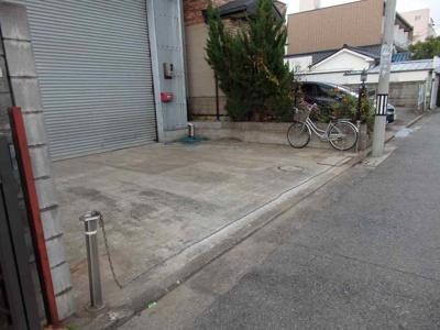 【駐車場】寺地町東倉庫