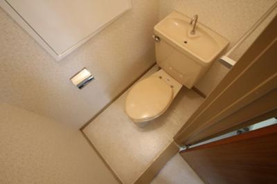 【トイレ】アイビーコート